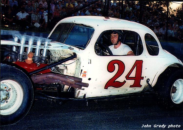 Lee Osborne Race Car Driver